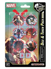 Marvel HeroClix: Earth X Dice and Token Pack