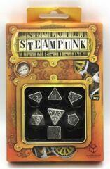 Steampunk Metal 7-Die Set