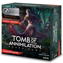 D&D Tomb Of Annihilation Premium