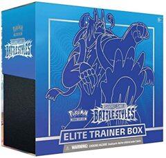 Sword & Shield - Battle Styles Blue Elite Trainer Box
