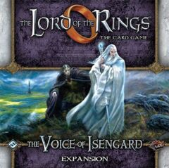 The Lord Of The Rings LCG: The Voice Of Isengard Deluxe Expansion