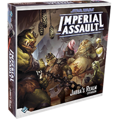Star Wars: Imperial Assault - Jabba's Realm Expansion