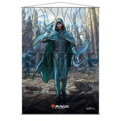 Ultra Pro Wall Scroll: Stained Glass Jace