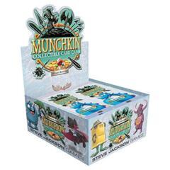 Munchkin Collectible Card Game Booster Box