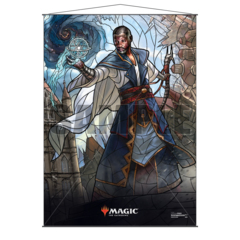 Ultra Pro Wall Scroll: Stained Glass Teferi