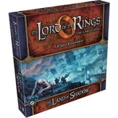 The Lord of the Rings LCG: The Land of Shadow Expansion