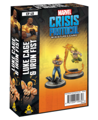 Marvel: Crisis Protocol - Luke Cage & Iron Fist Character Pack