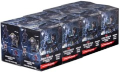 Dungeons & Dragons Fantasy Miniatures: Icons of the Realms Set 10 Guildmasters` Guide to Ravnica Booster Brick