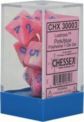Lustrous Pink/Blue 7-die Set