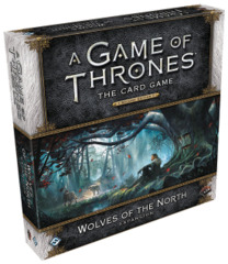 A Game of Thrones LCG: 2nd Edition – Wolves of the North Expansion