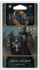 The Lord Of The Rings LCG: Wrath And Ruin Adventure Pack