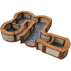 Warlock Tiles: Town & Village - 1