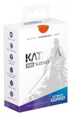 Katana Sleeves 100ct - Orange