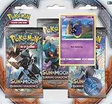 Burning Shadows 3-Pack Blister Cosmog