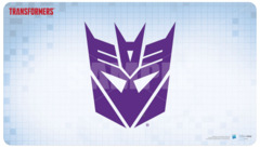 Transformers Decepticons Playmat