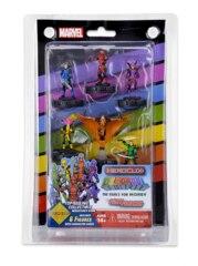 Heroclix Deadpool The Mercs 4 Money Fast Forces Pack