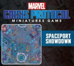 Marvel: Crisis Protocol - Spaceport Showdown Game Mat