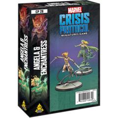 Marvel: Crisis Protocol - Angela & Enchantress Character Pack
