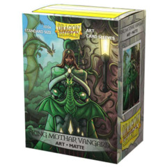 Dragon Shield Art Matte: King Mothar Vanguard