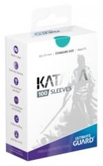 Katana Sleeves 100ct - Turquoise