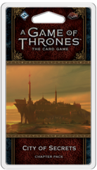 A Game Of Thrones LCG: 2nd Edition - City Of Secrets Chapter Pack