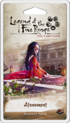 Legend of the Five Rings LCG: Atonement Dynasty Pack