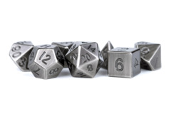 16mm Antique Silver 7-Die Set