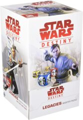 Star Wars Destiny: Legacies Booster Display