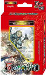 Force of Will Starter Deck: Arla the Winged Lord