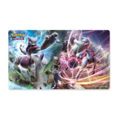 Pokemon Playmat - Mega Mewtwo X & Mega Mewtwo Y
