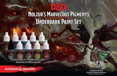 D&D Nolzur's Marvelous Pigments: Underdark Paint Set