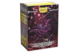 Dragon Shield Art Matte Sleeves: Saturion