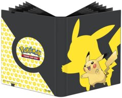 Pokemon Pikachu 2019 9-pkt Pro Binder