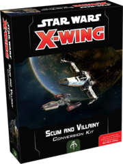 Star Wars: X-Wing - Second Edition: Scum and Villainy Conversion Kit