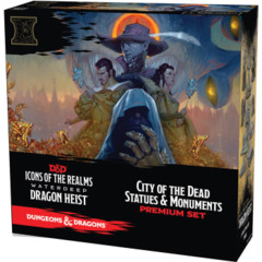 Waterdeep - City of the Dead: Statues and Monuments