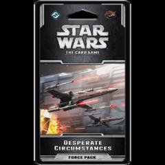 Star Wars LCG: Desperate Circumstances Force Pack