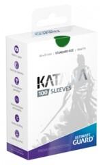 Katana Sleeves 100ct - Green