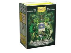 Dragon Shield Art Classic: King Mothar Vanguard
