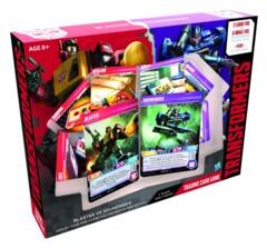 Transformers TCG: Blaster Vs. Soundwave