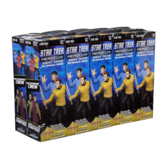 Heroclix Star Trek Away Team 10 Ct. Booster Brick