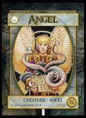 Angel Token 4/4 (m) - Jeff Laubenstein artist token