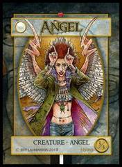 Angel Token 3/3 - Jeff Laubenstein artist token