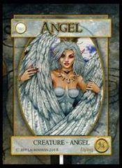 Angel Token 4/4 (f)- Jeff Laubenstein artist token