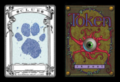 Clue Token by rk post - Blue's Clues