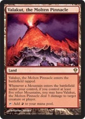 Valakut, the Molten Pinnacle - Foil Foreign