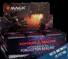 Adventures in the Forgotten Realms Draft Booster Box - PAGO EN EFECTIVO EN EL LOCAL