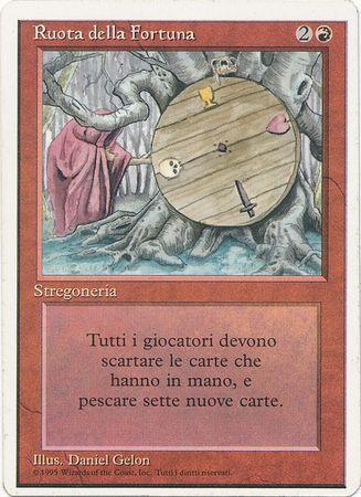 Wheel of Fortune - Seconda Italiano (NO 3RA)