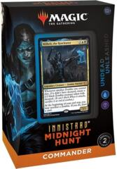Innistrad: Midnight Hunt Commander Deck: Undead Unleashed