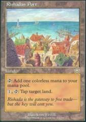 Rishadan Port - Foil Foreign