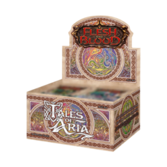 Tales of Aria Booster Box Unlimited Edition